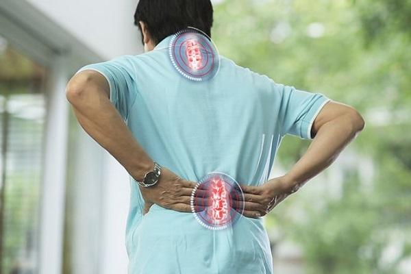 Thoái hóa cột sống gây đau đớn kéo dài