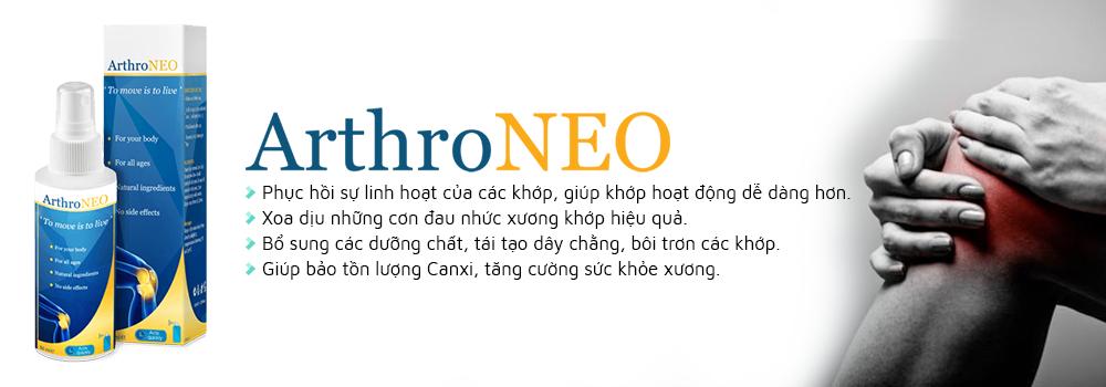 Công dụng của ArthroNEO