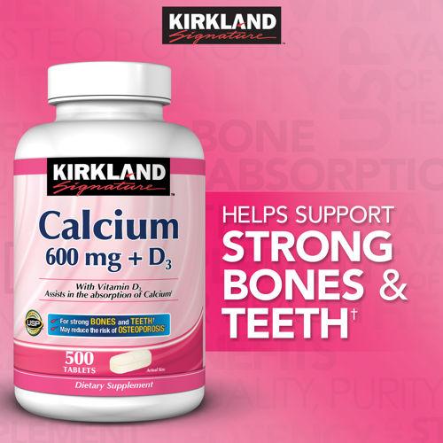 Calcium 600mg vitamin D3