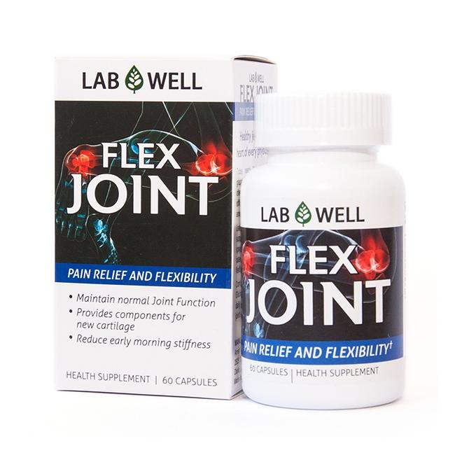 Lab Well Flex Joint viên uống bổ khớp của Mỹ