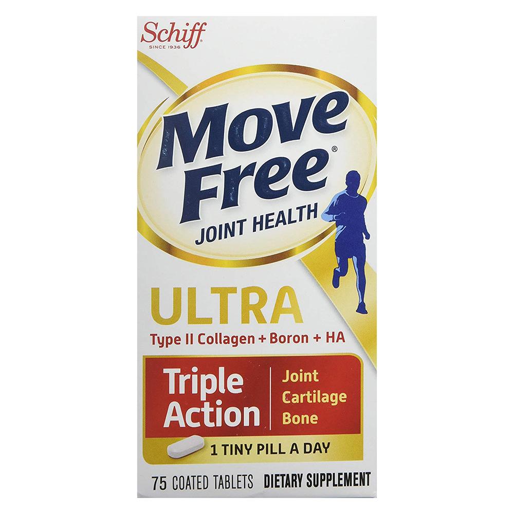 Schiff Move Free Ultra Triple Action được bán tại Glucosamin.com.vn