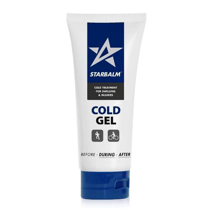 Gel lạnhStarbalm Cold Gel chuyên dùng hỗ trợ chấn thương, đau cơ, xương khớp