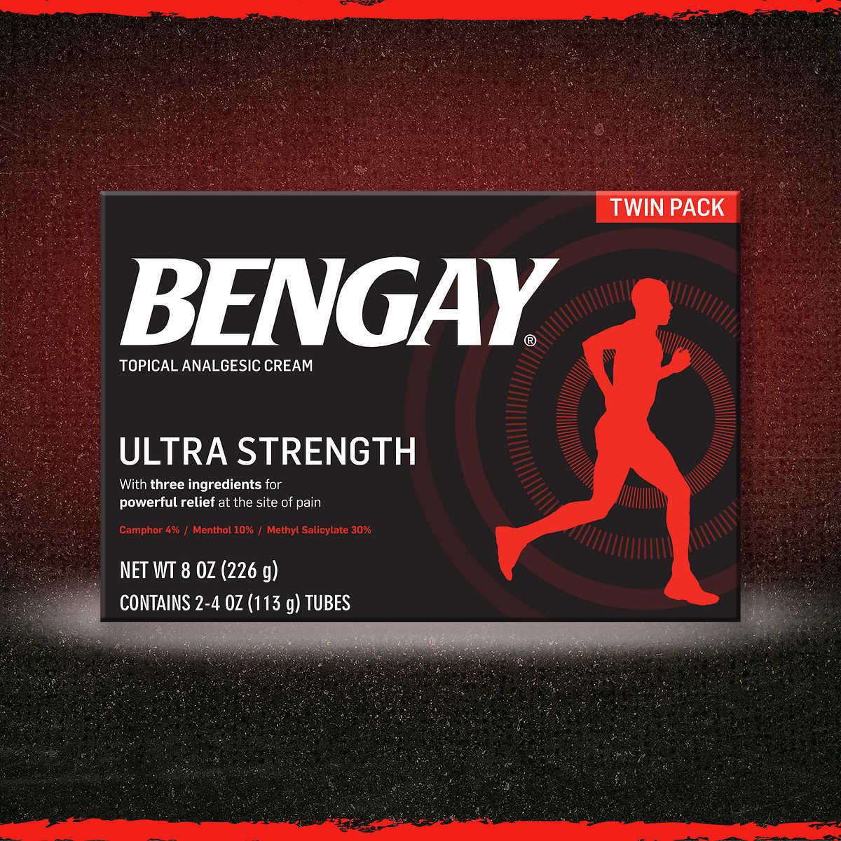 Kem xoa bóp Bengay 226g được bán tại Glucosamin.com.vn
