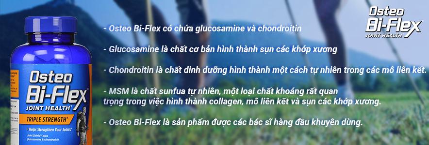 công dụng Osteo Bi-Flex