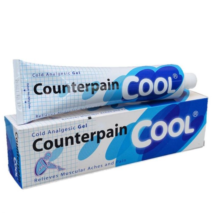 Dầu xoa bóp, dầu lạnh Counterpain Cool Thái Lan
