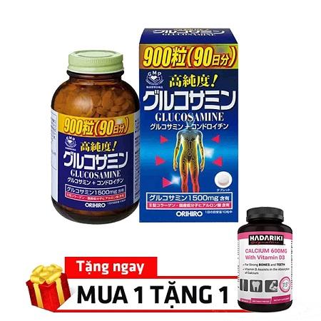 Orihiro Glucosamine 1500mg từ Nhật Bản
