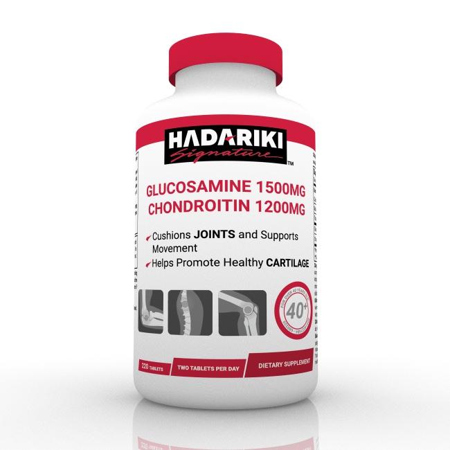 Sử dụng các loại thuốc bổ khớp để tăng cường sức khỏe xương khớp