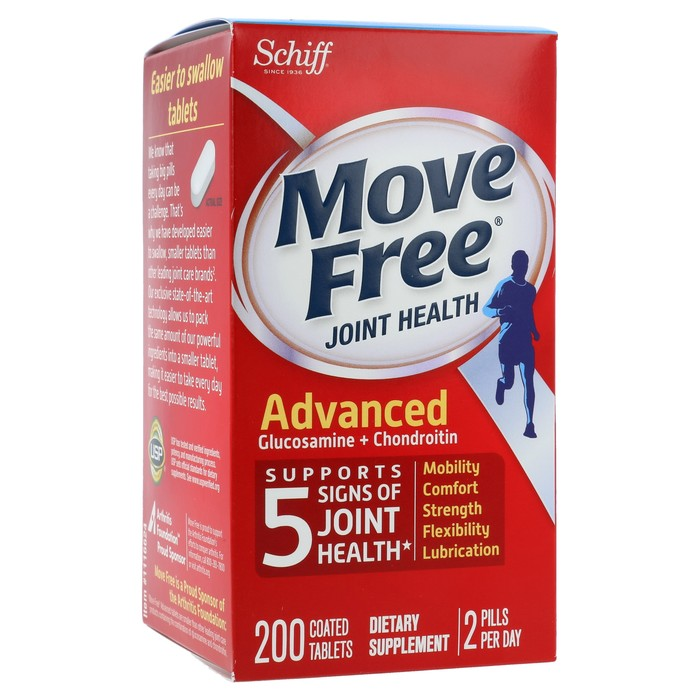 Schiff Move Free Joint Health Mẫu Mới 2018