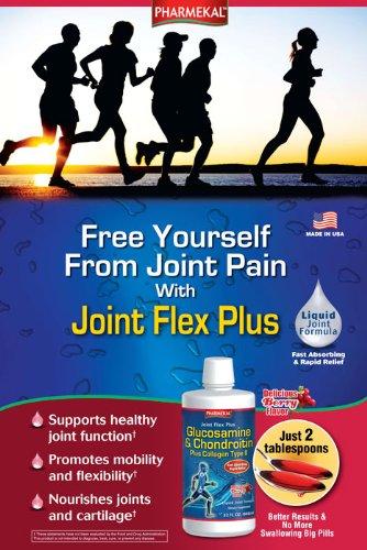 Pharmekal Joint Flex Plus 946ml là loại thực phẩm bổ sung cải thiện xương khớp dưới dạng nước uống bổ sung