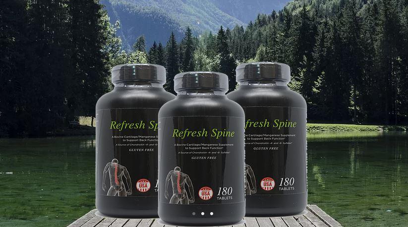 Refresh Spine bí quyết cho xương khớp và cột sống luôn khỏe mạnh
