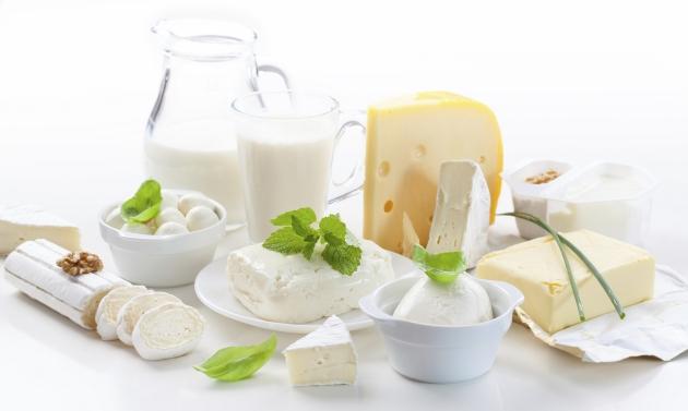 Sữa và các chế phẩm từ sữa giúp bổ sung Canxi hàm lượng cao