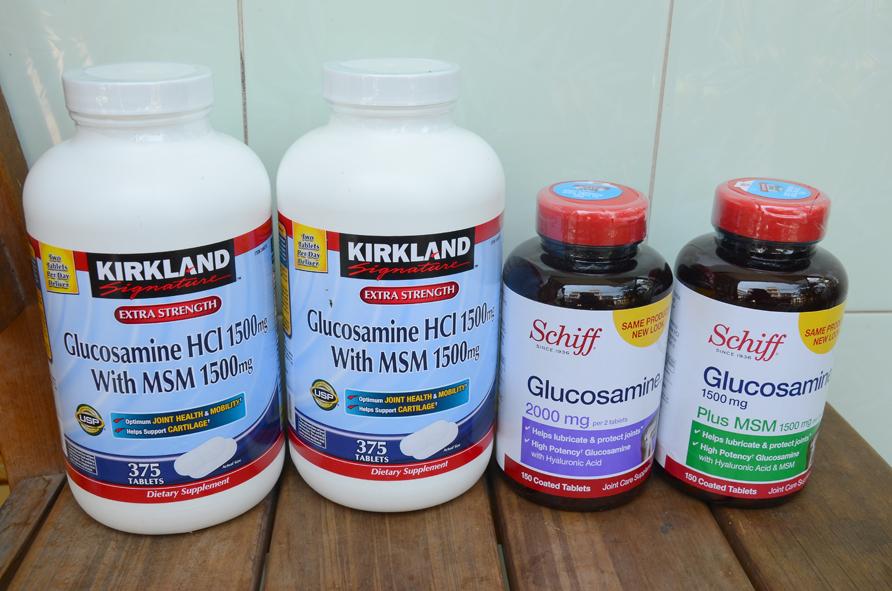 Glucosamine của Mỹ có tốt không?