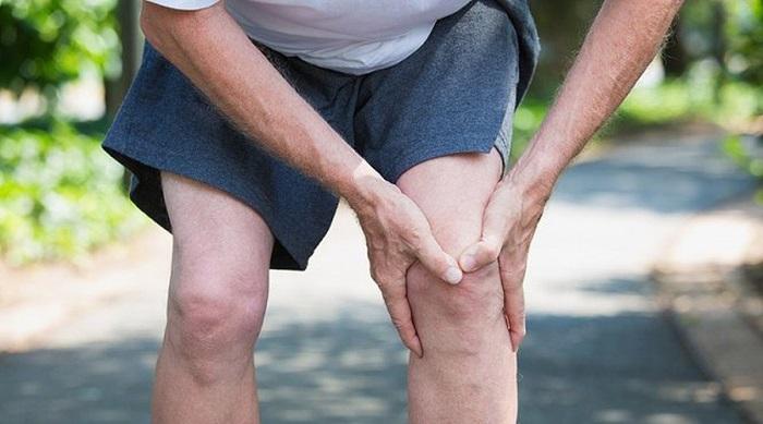 Tràn dịch khối khớp là tình trạng tổn thương xảy ra ở bên trong khớp gối