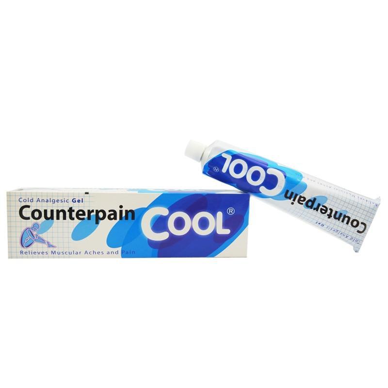Dầu xoa bóp Counterpain Cool Thái Lan, Tube 120g
