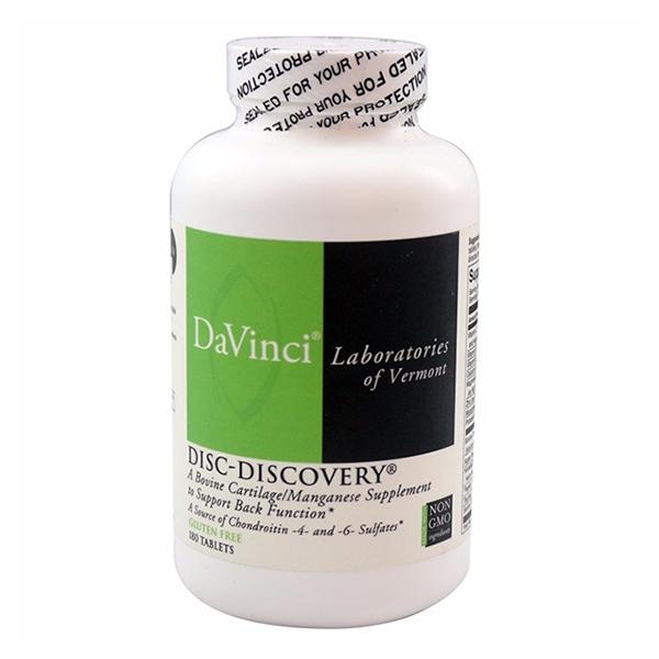 Viên uống Davinci Disc Discovery hỗ trợ điều trị bệnh thoái hóa cột sống