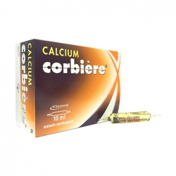 Calcium Corbiere 10ml, Hộp 30 ống