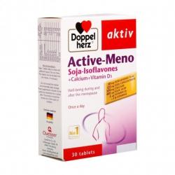 Doppelherz Active-Meno cân bằng nội tiết tố tăng cường sinh lý nữ
