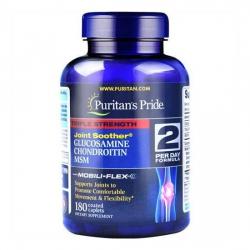 Puritan's Pride Triple Strength Glucosamine Chondroitin MSM 180 viên