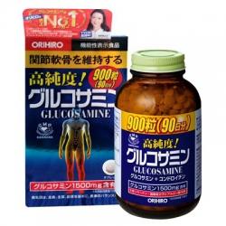 Orihiro Glucosamine 1500mg Nhật Bản, Chai 900 Viên