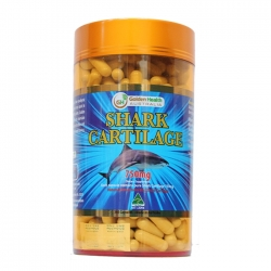 Golden Health Shark Cartilage Sụn cá mập 750 mg