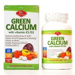 Green Calcium - Bổ sung canxi hữu cơ