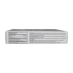 Hadariki Glucosamine 1500mg Chondroitin 1000mg MSM 500mg, Hộp 30 viên