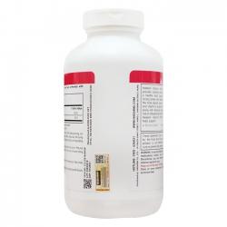 Hadariki Calcium 600mg With Vitamin D3 cho xương và răng chắc khỏe