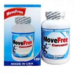 MoveFree Plus Curcumin, Chai 120 viên