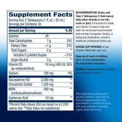 Glucosamine Dạng Nước Nature's Way Joint Movement Glucosamine