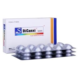 SDicanxi bổ sung Canxi cho phụ nữ mang thai