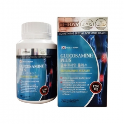 Thực phẩm bổ khớp Hàn Quốc Glucosamine Plus 1200mg, Chai 60 viên