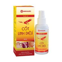 Thuốc xịt Cốt Linh Diệu - Nam Dược, Chai 50 ml