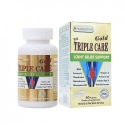 TPBVSK XƯƠNG KHỚP TRIPLE CARE GOLD, Chai 60 VIÊN
