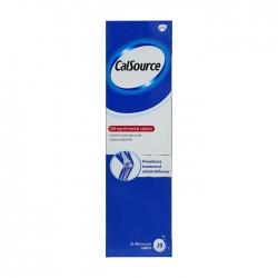 Viên sủi Calcium Sandoz CalSource 500mg - Hộp 1 tube 20 viên (mẫu mới)