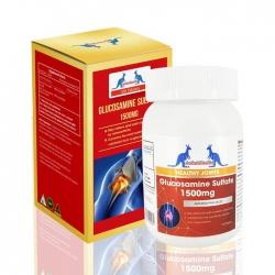 Viên uống bổ khớp AuGoldHealth Glucosamine Sulfate 1500mg
