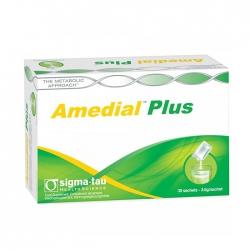 Viên uống xương khớp Amedial Plus, Hộp 30 gói