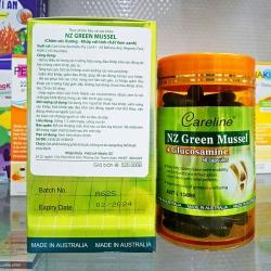Viên Xương Khớp Vẹm Xanh NZ Green Mussel